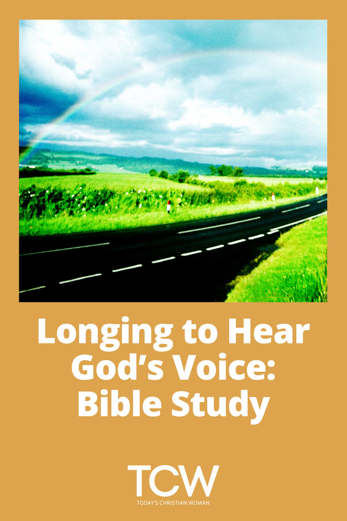 Longing to Hear God's Voice - Bible Study