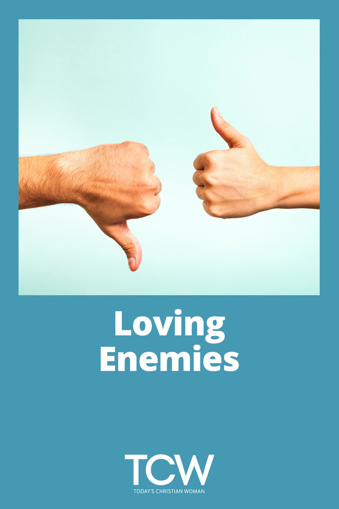 Loving Enemies