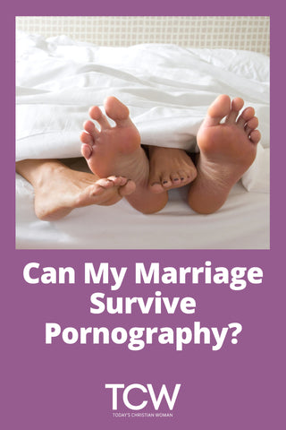Can My Marriage Survive Pornography?
