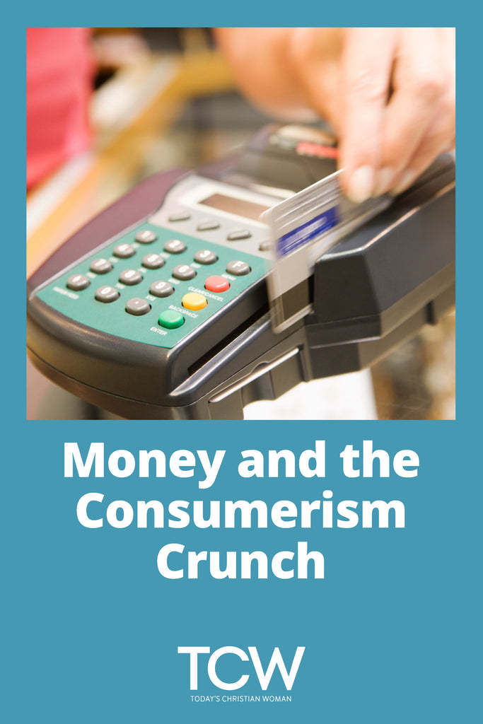 Money and the Consumerism Crunch