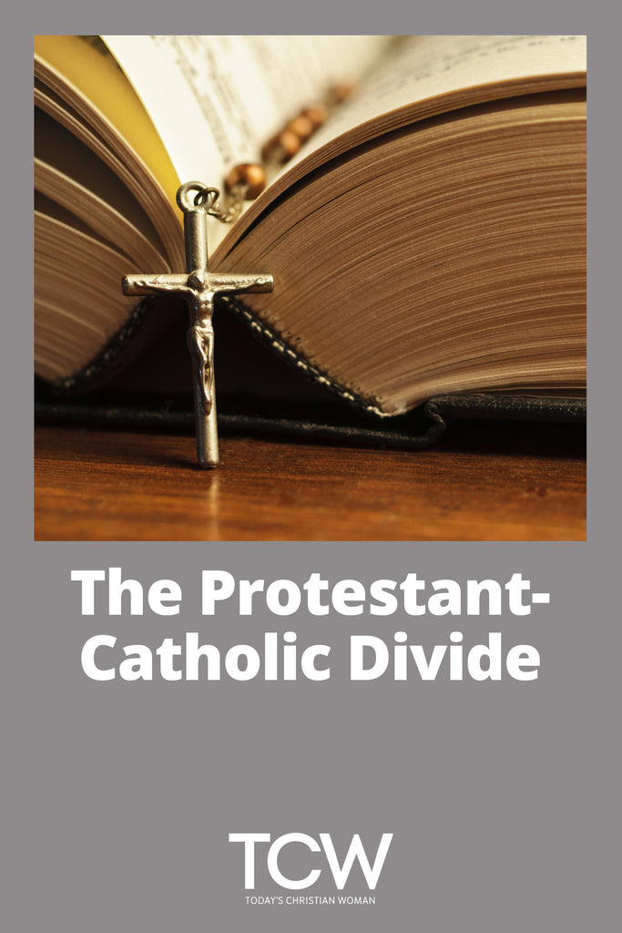 The Protestant-Catholic Divide