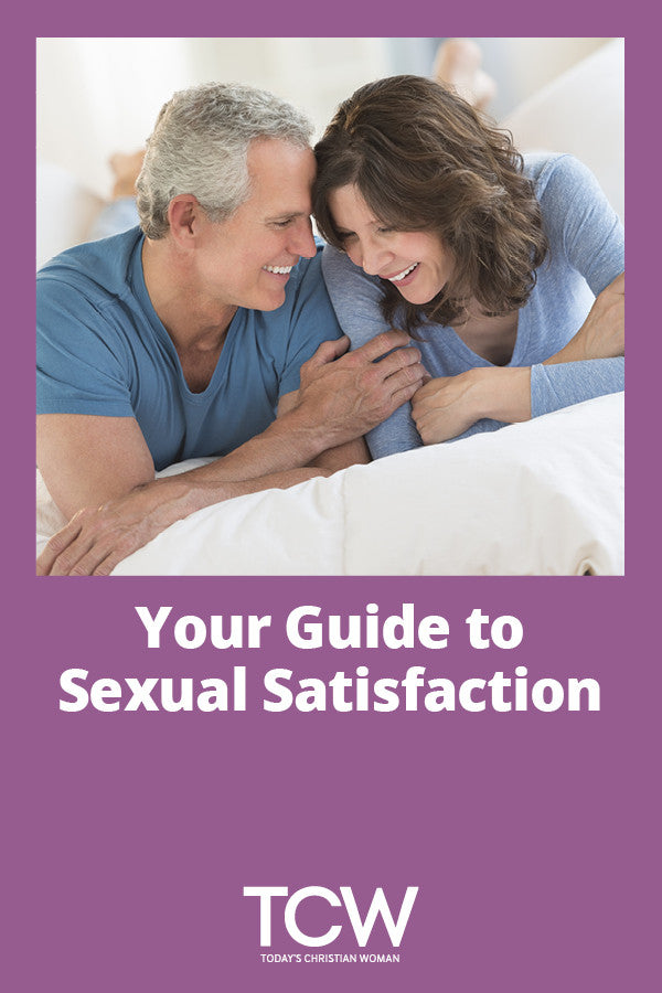 Your Guide to Sexual Satisfaction
