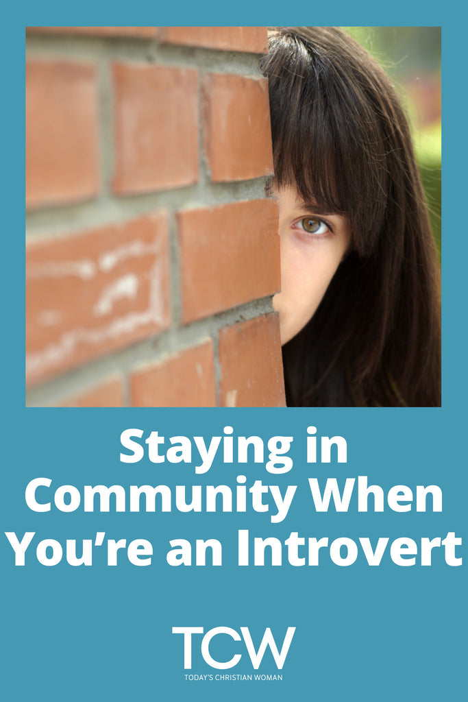 Staying in Community When You Are an Introvert
