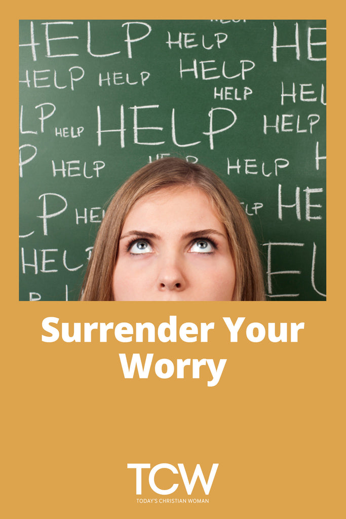 Surrender Your Worry