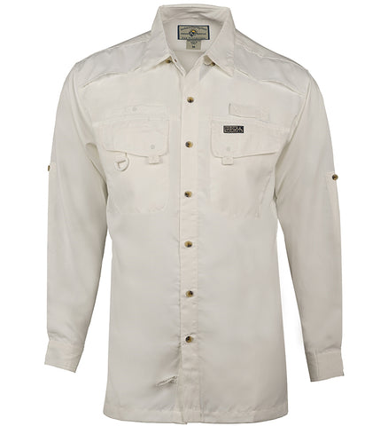 Men's Seacliff L/S UV Vented Fishing Shirt