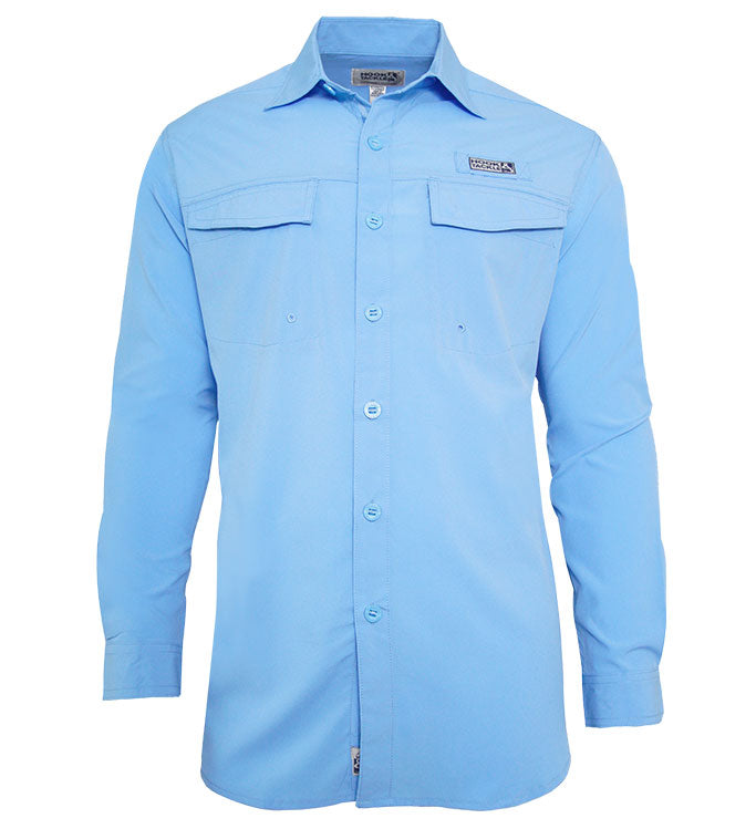 Women's Coastline L/S UV Vented Fishing Shirt