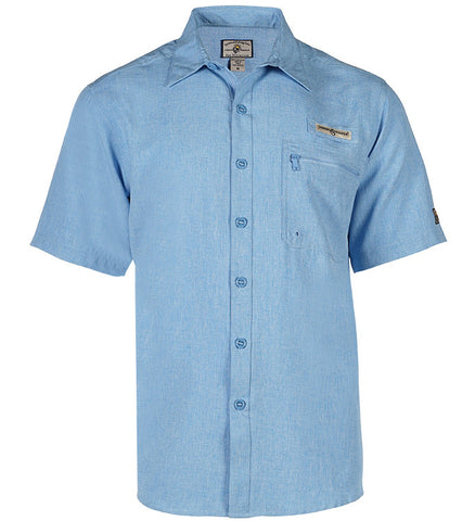 Men's Tamarindo S/S UV Vented Fishing Shirt