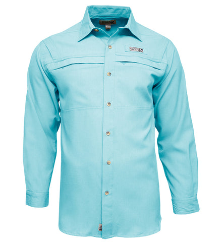 Men's Matheson Hammock L/S Vented Fishing Shirt