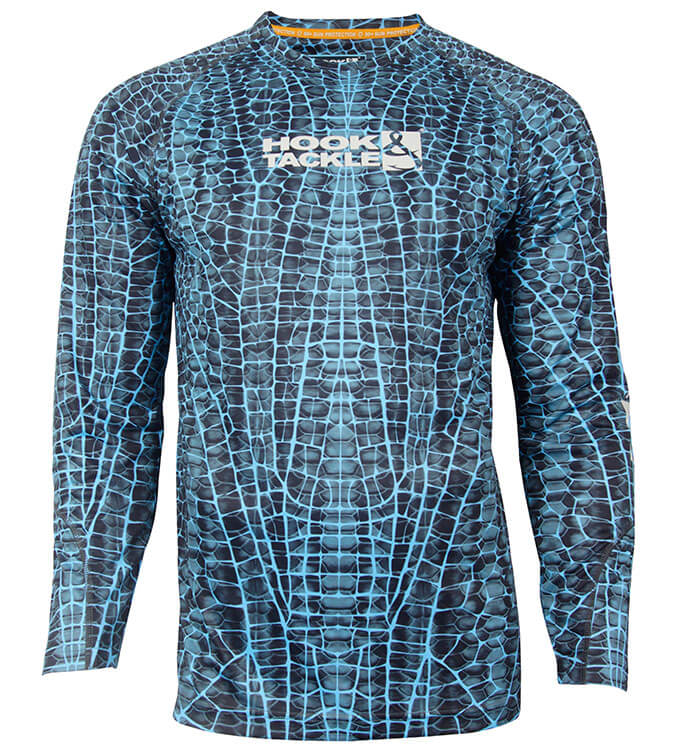 Men's Hydraskin L/S UV Fishing Shirt