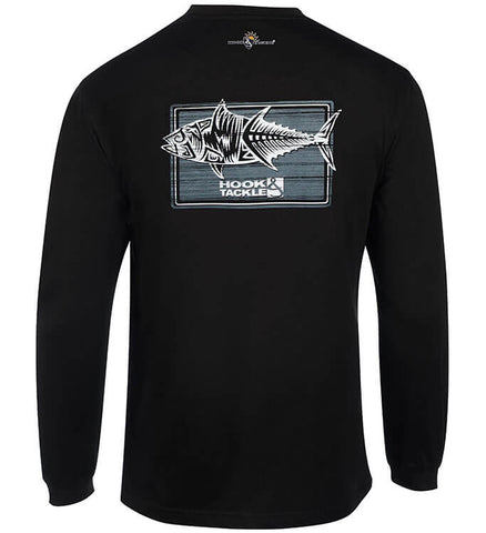 Men's Terrible Tuna L/S UV Fishing T-Shirt
