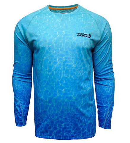 Youth Aquatica L/S UV Fishing Shirt