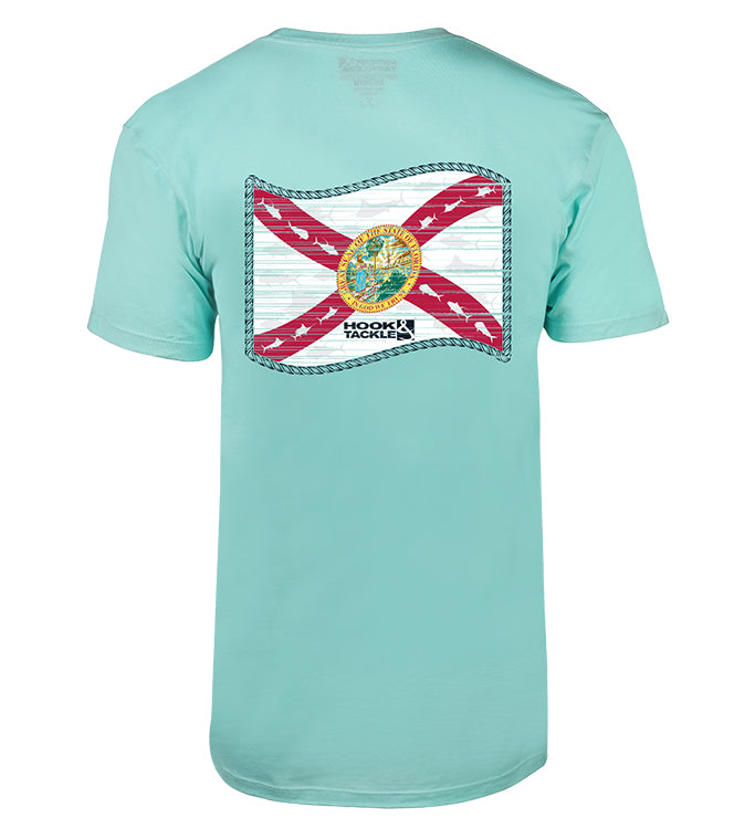 Men's Fishing Florida Premium T-Shirt