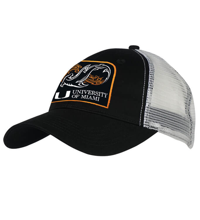 UM Shark Research Fishing Hat