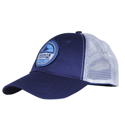 Piano Marlin Fishing Trucker Hat