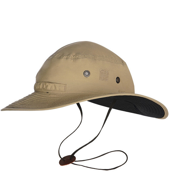 Fisherman sun protection hat for fishing hook tackle for Fishing hooks for hats