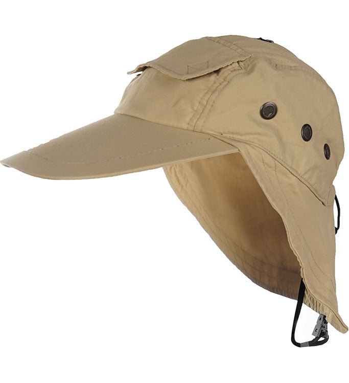Bahama Flats Air/X Fishing Sun Hat - Hook & Tackle - 1