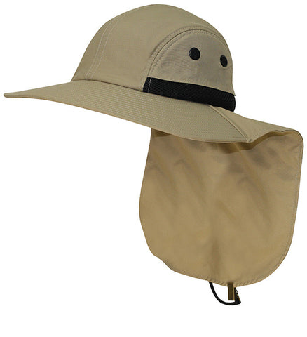 Bimini Flats Fishing Sun Hat