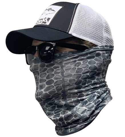 Hydraskin Sun Fishing Face & Neck Gaiter