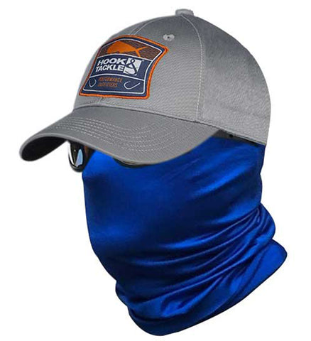 Solid Sun Fishing Face & Neck Gaiter