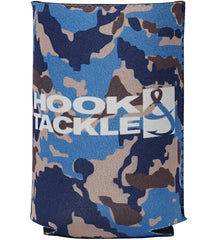 Hook & Tackle Blue Camo Koolie