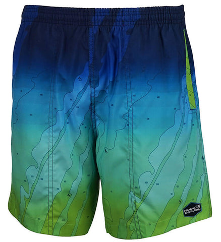 Men's Depth Charts Fishing Swim Trunk
