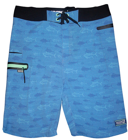 Men's Mahi & Tuna Stretch Fishing Boardshort