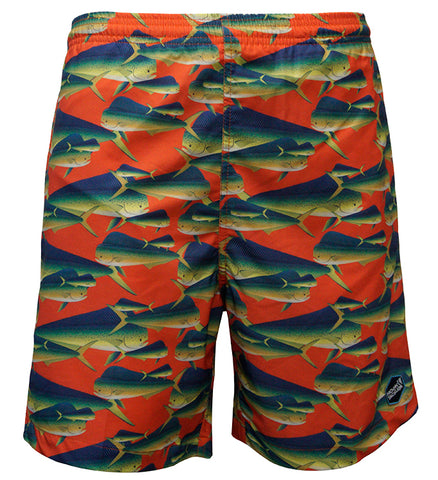 Men's The Bulls Fishing Swim Trunk