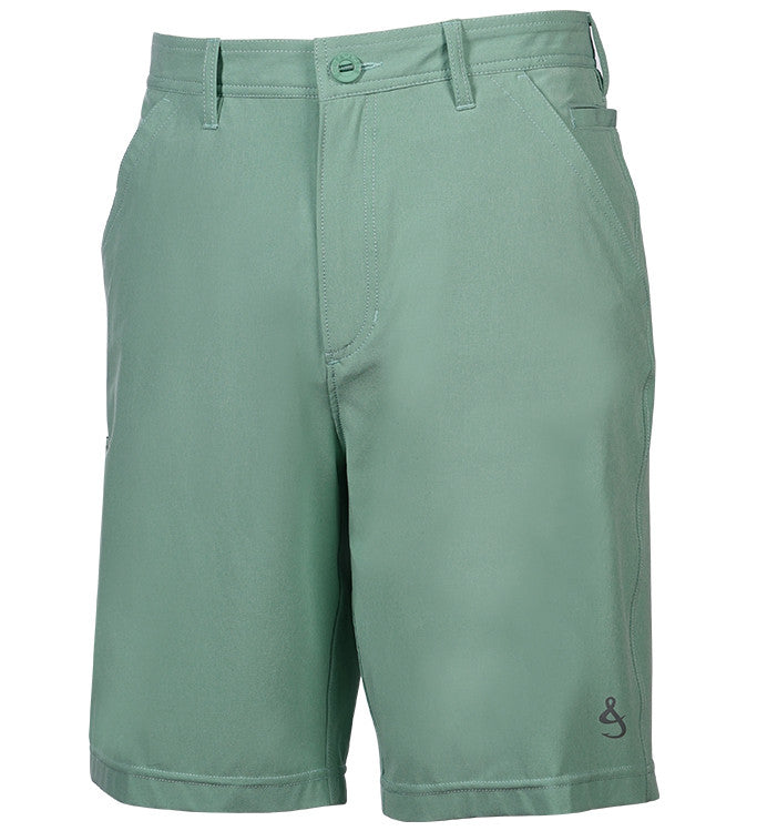 Men's Hi-Tide Hybrid 4-Way Stretch Fishing Short