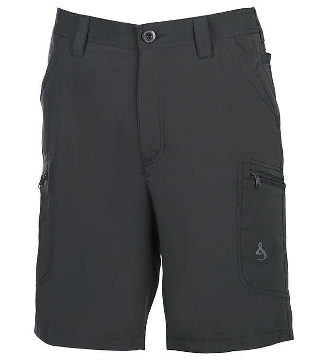 Men's Driftwood 4-Way Stretch Fishing Short