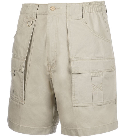 Men's Beer Can Island Cargo Cott. Fishing Short
