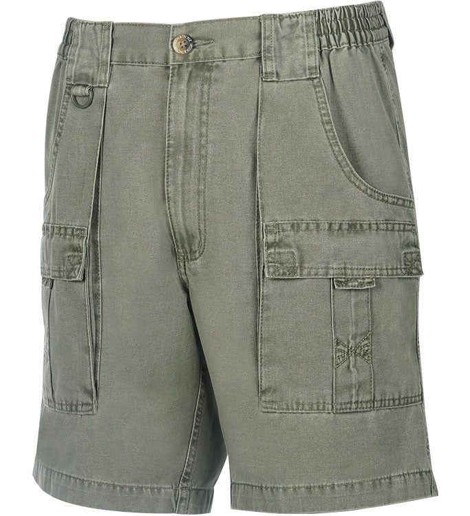 Men's Beer Can Island Cargo Fishing Short - Hook & Tackle - 10