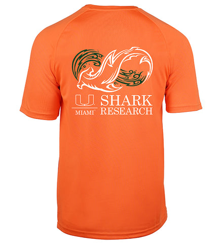 Men's Univ. of Miami Seamount S/S Shirt