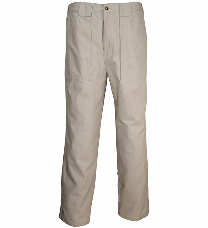 Men's Beer Can Island Fishing Pant - Sand - Hook & Tackle - 1