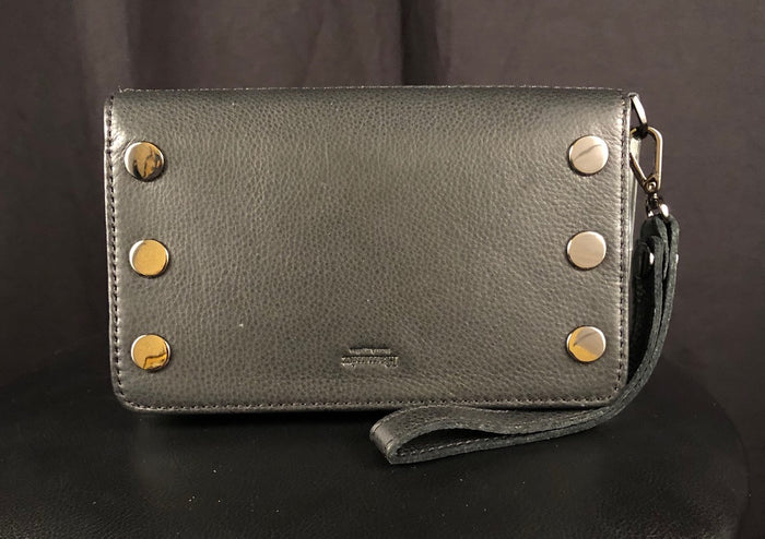 395 North Leather Wristlet Wallet by Hammitt