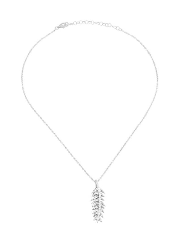 Uno De 50 1BY Overlay the Palm Necklace