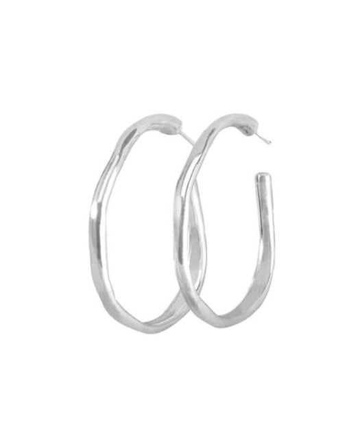 Uno De 50 Ohmmm Hoop Earrings