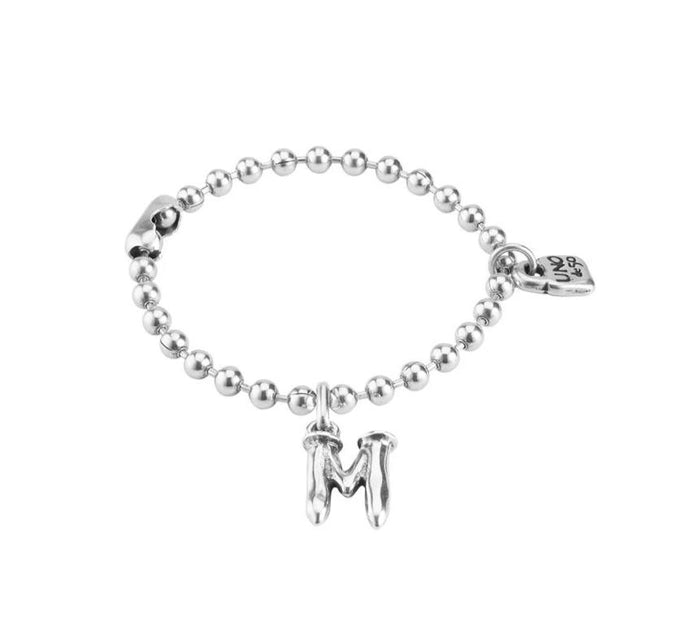 CHARM BAR COLLECTION: Little Letter M