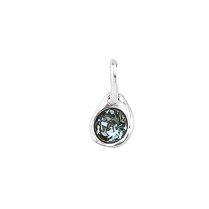 CHARM BAR COLLECTION: Blue Crystal Charm