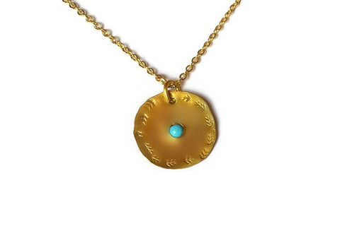 Kaltra goddess necklace