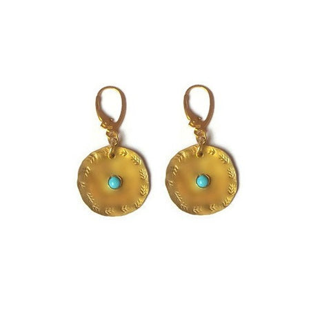 Kaltra goddess earrings
