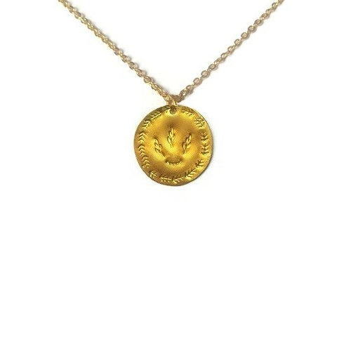 Ceres Goddess Necklace