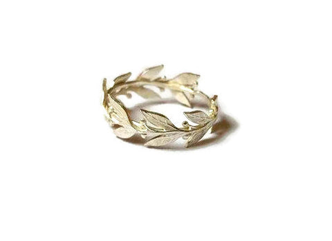 Sterling silver dainty flower ring also available in 18 carat gold plate on top of sterling silver