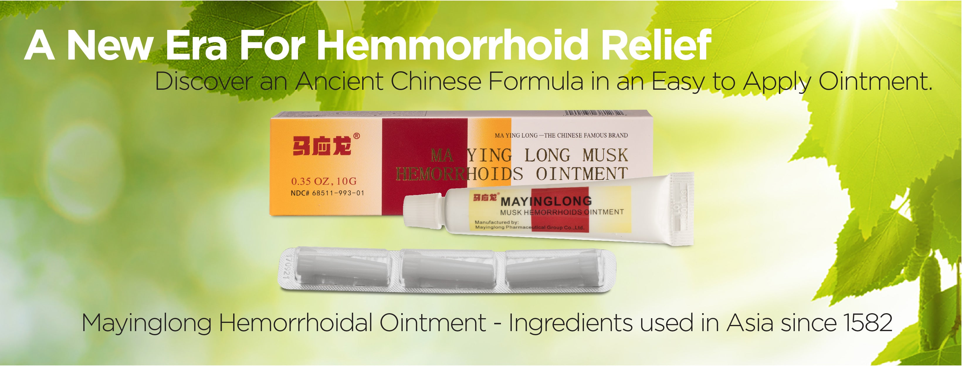 Trifecta Pharmaceuticals USA brings ancient Chinese medicine principles to treatment of hemorrhoids