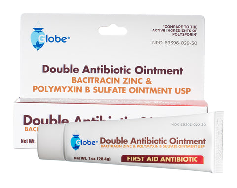Globe Double Antibiotic Ointment - 1 oz.