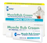 Globe Muscle Rub Cream - 0.5 oz