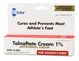 Tolnaftate 1% Anti-Fungal Cream - 1 oz