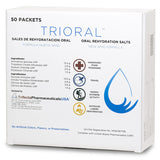 TRIORAL Oral Rehydration Salts (50 Packets Per Box)