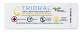 TRIORAL Natural Lemon w/ Stevia Oral Rehydration Salts (World Health Organization (WHO) New Formula (25 Packets/Box)