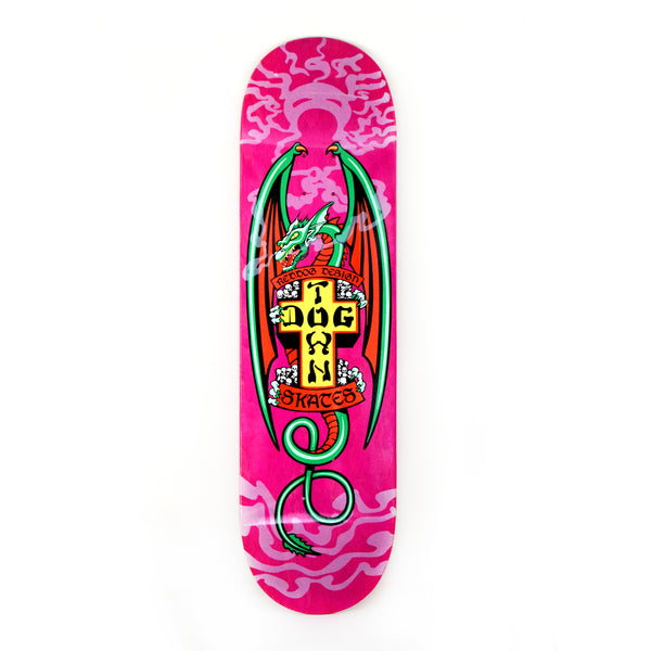 Dogtown Smoking Dragon Street Deck 8.75""