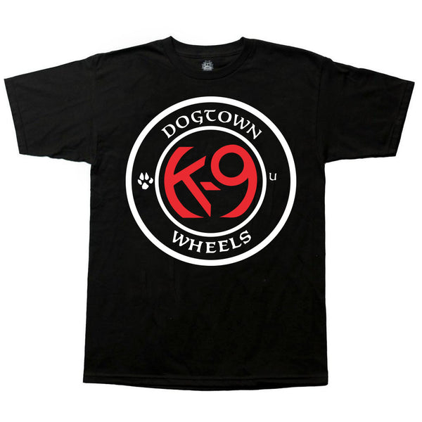 Dogtown T-Shirt K-9 Wheels